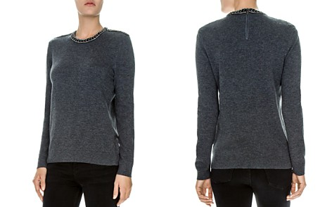 The Kooples Embellished Sweater - Bloomingdale's_2