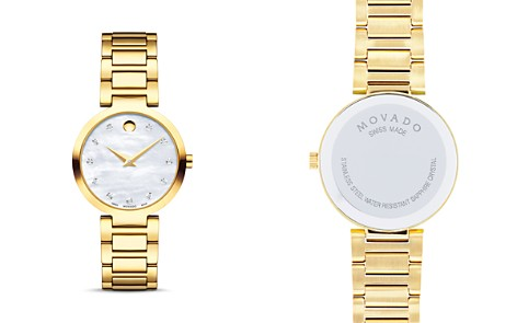 Movado Modern Classic Diamond Watch, 28mm - Bloomingdale's_2