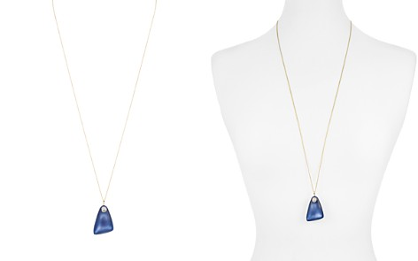"Alexis Bittar Triangle Pendant Necklace, 32"" - Bloomingdale's_2"