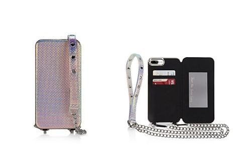 Rebecca Minkoff Mirror Folio Chain Strap iPhone 8 Case - Bloomingdale's_2