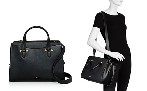 Salvatore Ferragamo Today Large Leather Tote - Bloomingdale's_2
