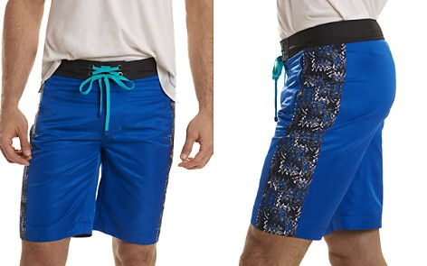 Robert Graham Tulum Patterned Swim Trunks - Bloomingdale's_2