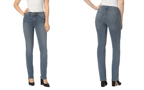 NYDJ Marilyn Straight-Leg Jeans in Ferris - Bloomingdale's_2