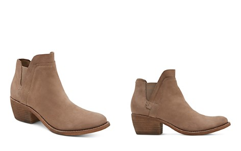 Dolce Vita Women's Zabi Nubuck Leather Mid Heel Booties - Bloomingdale's_2