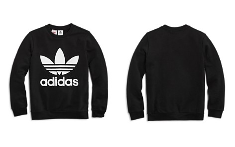 Adidas Unisex Logo Sweatshirt - Big Kid - Bloomingdale's_2