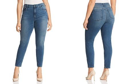 NYDJ Plus Uplift Alina Legging Ankle Jeans in Ferris - Bloomingdale's_2