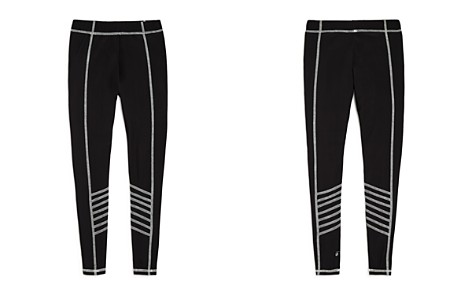Terez Girls' Leggings with Contrast Stitching - Big Kid - Bloomingdale's_2