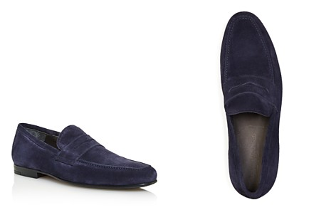 To Boot New York Men's Alek Suede Loafers - 100% Exclusive - Bloomingdale's_2