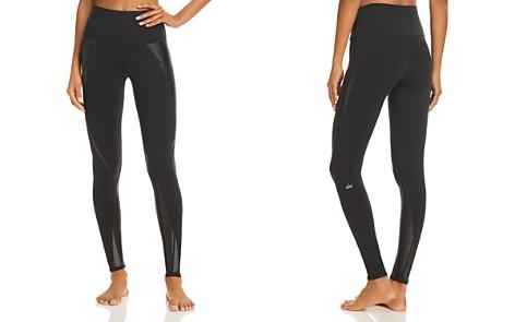 Alo Yoga Graphic Print Airbrush Leggings - Bloomingdale's_2