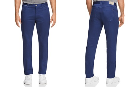 Robert Graham Marti Regular Fit Five-Pocket Chinos - Bloomingdale's_2