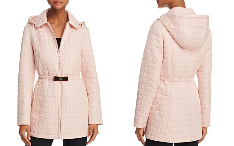 kate spade new york Bow Quilted Coat - Bloomingdale's_2