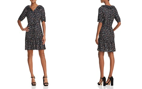 Rebecca Taylor Floral Silk Dress - Bloomingdale's_2