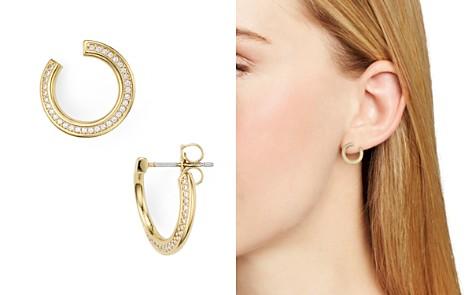 Nadri Railed Front Back Hoop Earrings - Bloomingdale's_2
