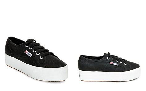Superga Lace Up Platform Sneakers - Bloomingdale's_2