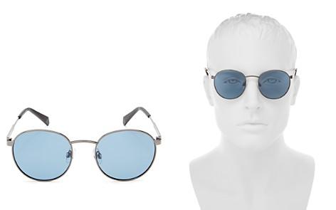 Polaroid Polarized Round Sunglasses, 51mm - Bloomingdale's_2