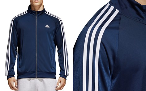 adidas Originals Three-Stripe Track Jacket - Bloomingdale's_2