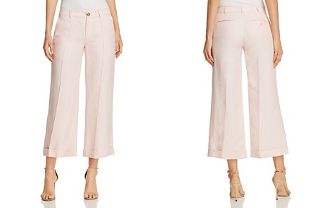 Lauren Ralph Lauren Cropped Wide-Leg Pants - 100% Exclusive - Bloomingdale's_2