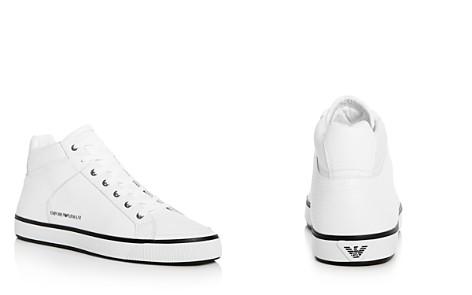 Armani Men's Mid Top Sneakers - Bloomingdale's_2