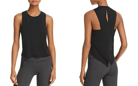 Beyond Yoga Wrap Around Crossover-Back Tank - Bloomingdale's_2
