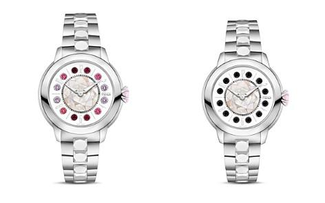 Fendi IShine Rotating Gemstones Watch, 33mm - Bloomingdale's_2