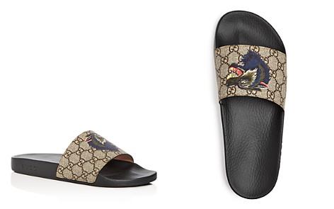 Gucci Slides Bloomingdale S