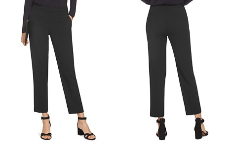 Whistles Anna Slim Cropped Pants - Bloomingdale's_2