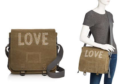 Zadig & Voltaire Green Love Bag - 100% Exclusive - Bloomingdale's_2
