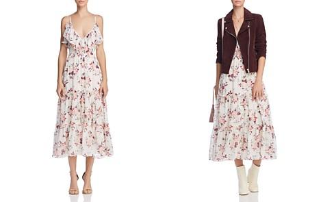 MISA Los Angeles Aviana Floral Midi Dress - Bloomingdale's_2