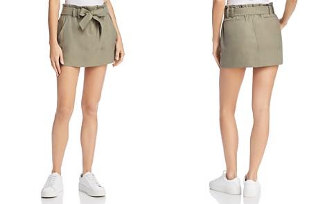 Ramy Brook Eloise Belted Mini Skirt - Bloomingdale's_2