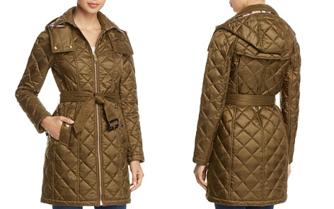 Burberry Baughton Quilted Coat - Bloomingdale's_2