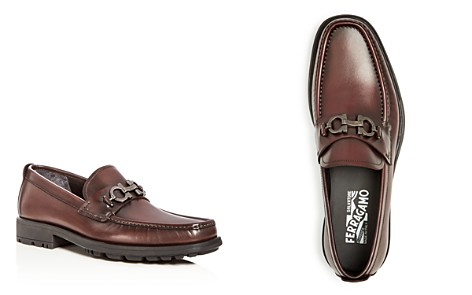 Salvatore Ferragamo Men's David Leather Loafers - Bloomingdale's_2