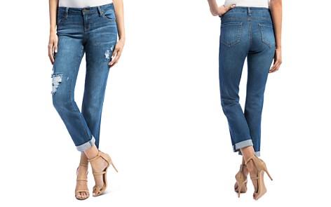 Liverpool Peyton Slim Boyfriend Jeans in Montauk - Bloomingdale's_2