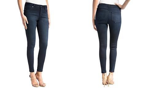 Liverpool Abby Skinny Legging Jeans in Dark Blue - Bloomingdale's_2