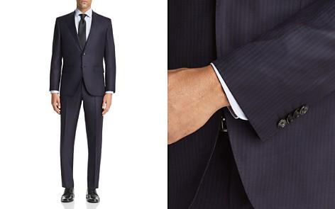 BOSS Johnstons/Lenon Regular Fit Tonal Stripe Suit - Bloomingdale's_2