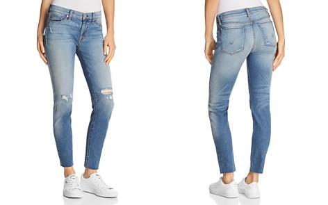 Hudson Krista Ankle Raw-Hem Jeans in Countdown - 100% Exclusive - Bloomingdale's_2