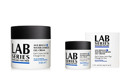 Lab Series Skincare For Men AGE RESCUE+ Water-Charged Gel Cream 3.3 oz. - Bloomingdale's_2