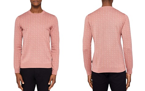 Ted Baker Crazy Geo Jacquard Sweater - Bloomingdale's_2