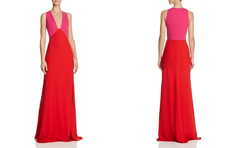 Jill Jill Stuart Color-Block Gown - Bloomingdale's_2