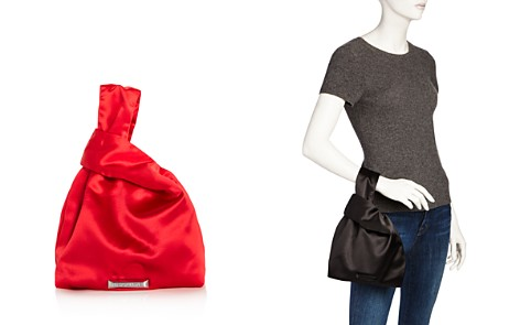 KENDALL and KYLIE Michelle Small Satin Mini Bag - Bloomingdale's_2