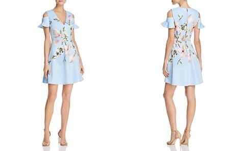 Ted Baker Effrae Harmony Cold-Shoulder Dress - 100% Exclusive - Bloomingdale's_2