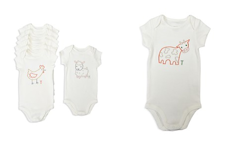 Stella McCartney Unisex Sammie Day of the Week Bodysuits, Set of 7 - Baby - Bloomingdale's_2