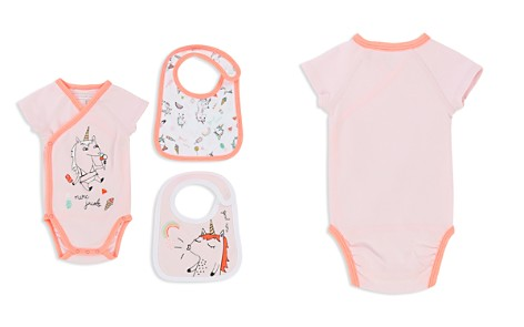 Little Marc Jacobs Girls' Bodysuit & Bib Set - Baby - Bloomingdale's_2