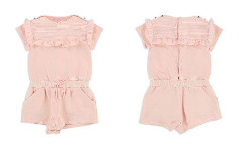 Chloé Girls' Ruffled Romper - Baby - Bloomingdale's_2