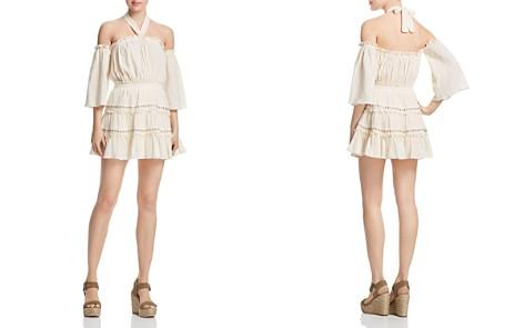 MISA Los Angeles Kerry Cold-Shoulder Dress - Bloomingdale's_2