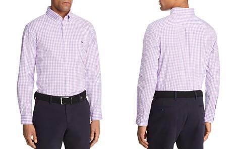 Vineyard Vines Carleton Gingham Tucker Classic Fit Sport Shirt - Bloomingdale's_2