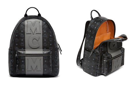 MCM Stark Stripe Backpack - Bloomingdale's_2