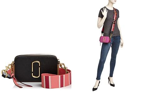 MARC JACOBS Snapshot Leather Camera Bag - Bloomingdale's_2