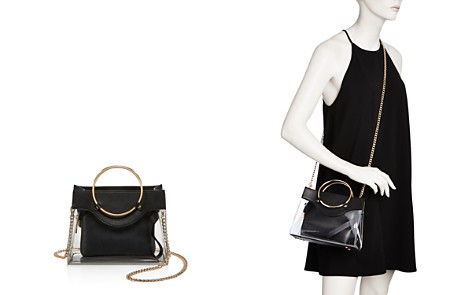 Street Level Clear Mini Tote - Bloomingdale's_2