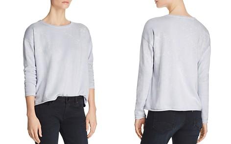 Lisa Todd Fresh Coat Splatter Print Sweater - Bloomingdale's_2
