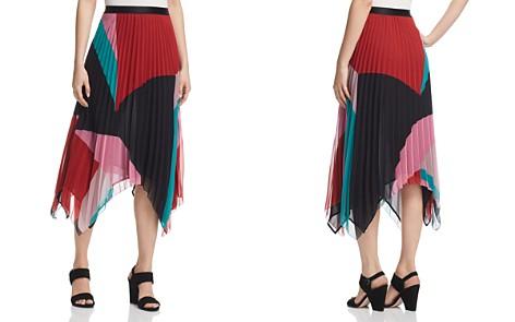Joie Ashiella Pleated Midi Skirt - Bloomingdale's_2